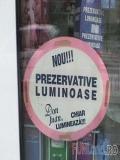 Prezervative Luminoase