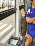 Inghesuit In Autobuz