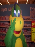 Dino In Reclama La Iaurt