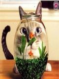Pisica Si Pestisoru