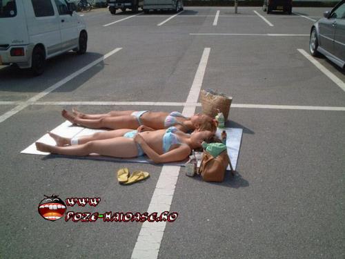 Fac Plaja Pe Strada
