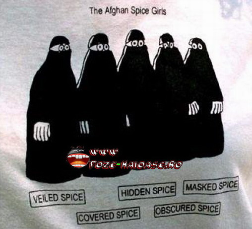 Afghan Spice Girls