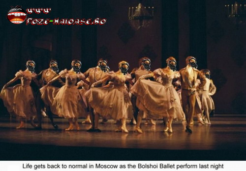 Balerine De La Opera