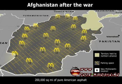 Afganistanul Dupa Razboi