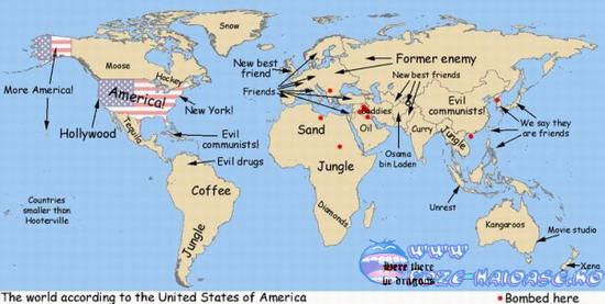 Poze Harta Lumii