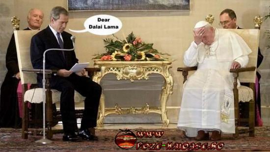 Papa Si George Bush