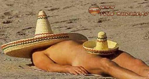Poze Cu Mexicanu Pe Plaja