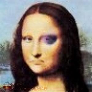 Mona Lisa, Monalisa Imagini