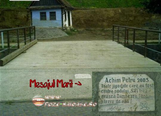 Mesaj De La Constructor