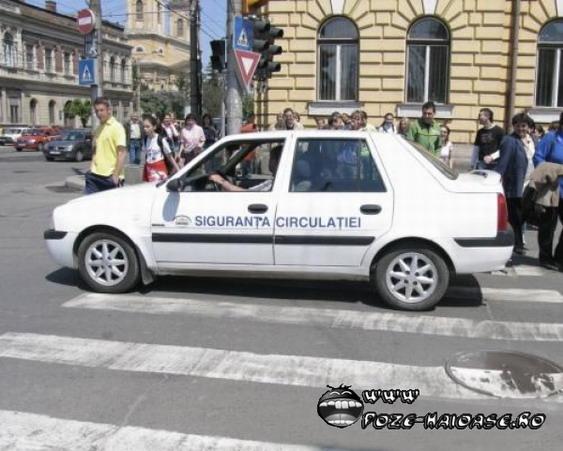 Masini De Politie